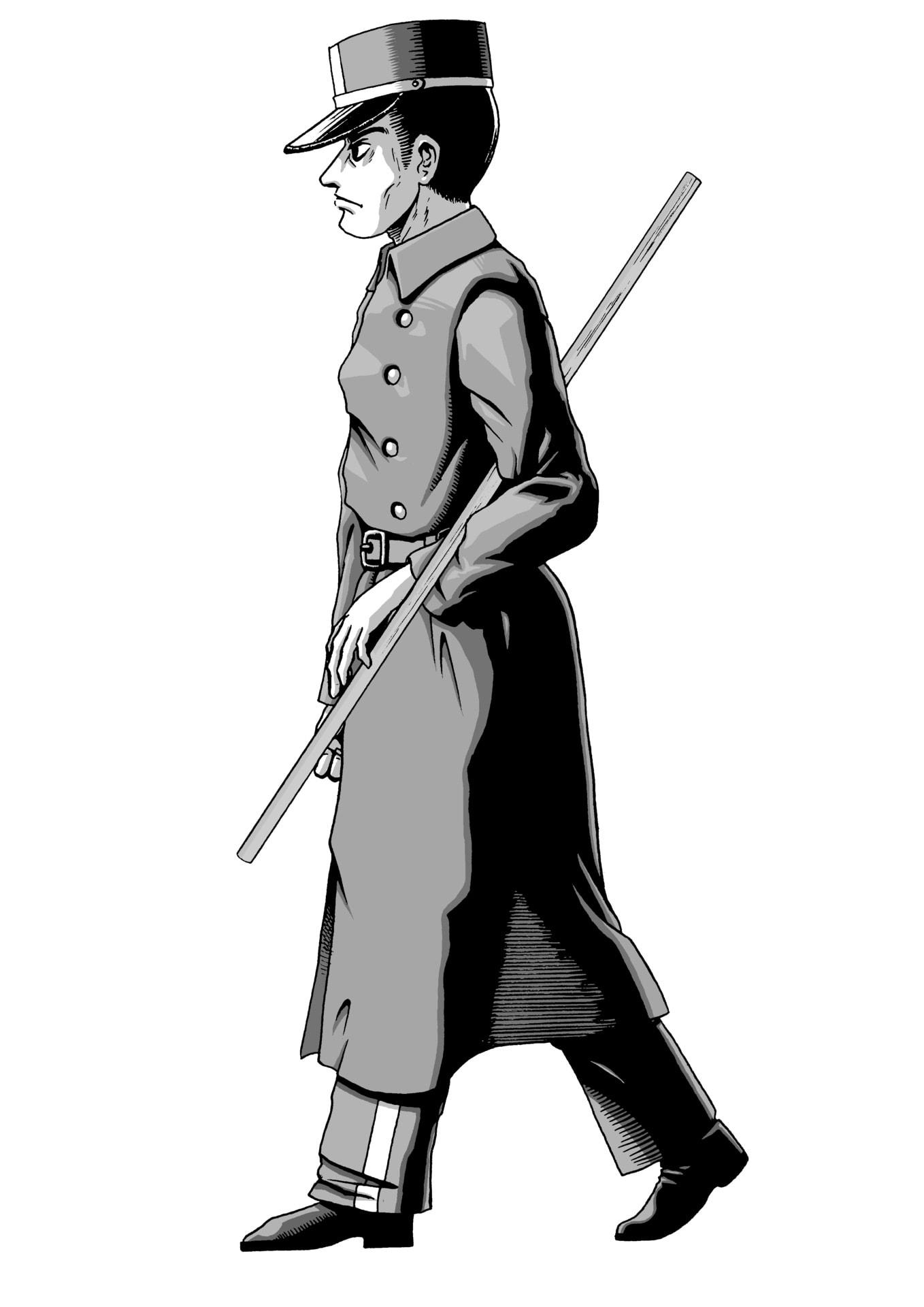 桝田道也先生の新作歴史漫画 - 幕末掃苔屋 公式ブログ