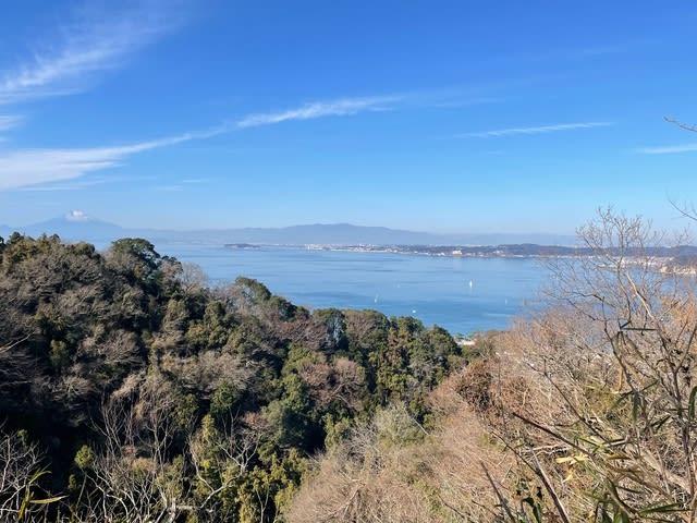 2021年1月5日 葉山 鎌倉