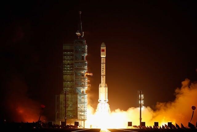 中国衛星雲海一之零二,デブリ衝突,中国衛星Yunhai102デブリ衝突,米国宇宙軍,スペーストラックオルグ,中国衛星デブリ衝突,宇宙開発,天文,