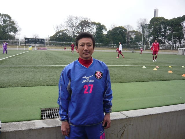 東京 都 シニア サッカー 連盟