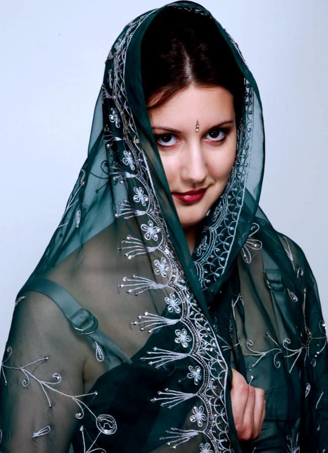 Namita in ghagra【Talent】