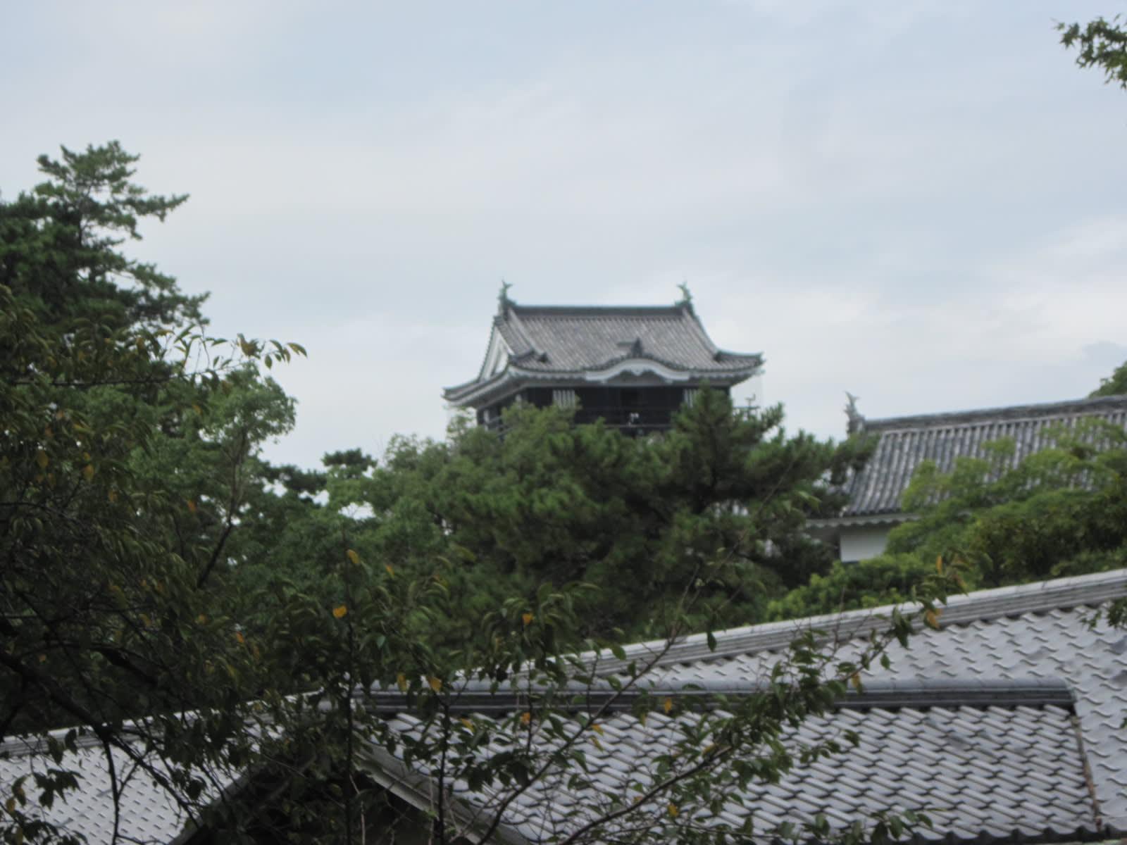 岡崎城のトイレの画像