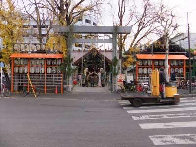 正月準備・築地場外市場 - 散歩の閑人:メタ坊っちゃま ...