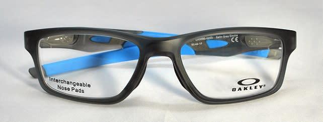 メガネのアイメーク
