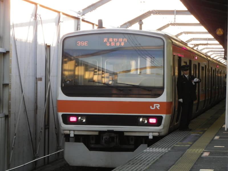 「武蔵野線 10両化」の画像検索結果