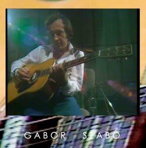 サンタナのギターの神様!! ガボ...