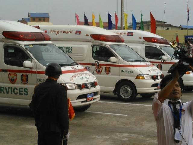 JPR:日本国際救急救助技術支援会