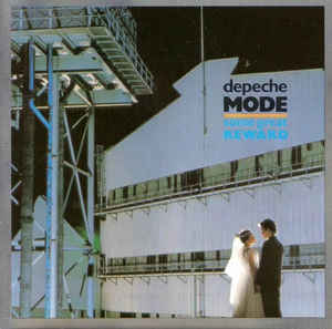 Depeche Mode Some Great Reward 1984 Uk Spk テクノ日記