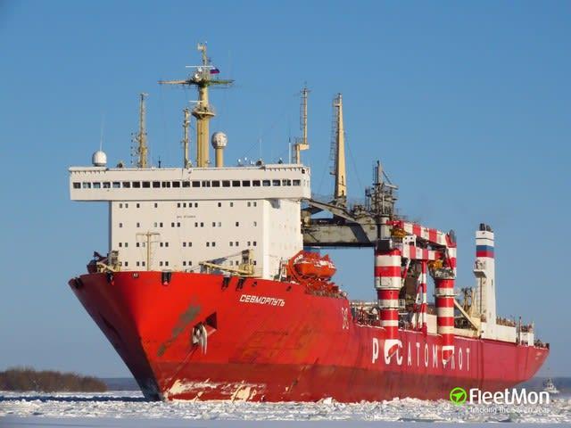 カムチャツカ 西部・中央部への太平洋サケマス輸送 北極海航路定期便化 ...