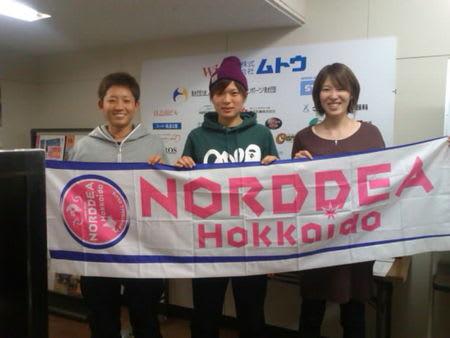 北海道の女子サッカーチーム『ノ...