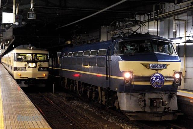 列車 京都 寝台