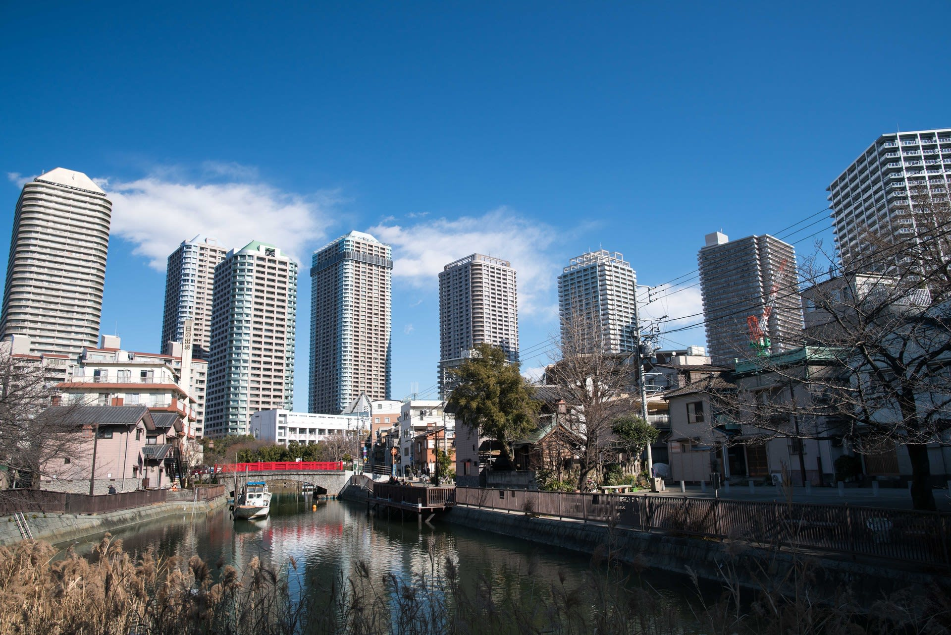 東京都中央区月島1丁目 の地図 住所一覧検索|地 …