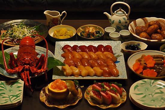 元旦の朝におせち料理以外で食べるもの -今年結婚 …