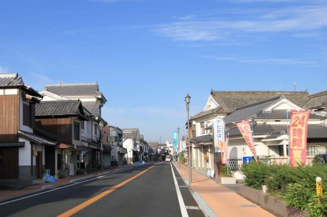 福岡県うきは市吉井町