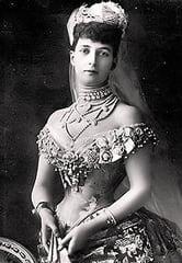 イギリス王エドワード7世妃 アレグザンドラ - まりっぺのお気楽読書