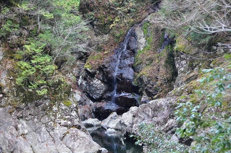 篠原無名滝