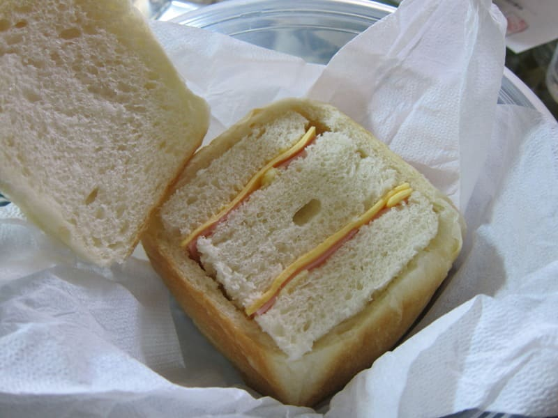 サンド弁当