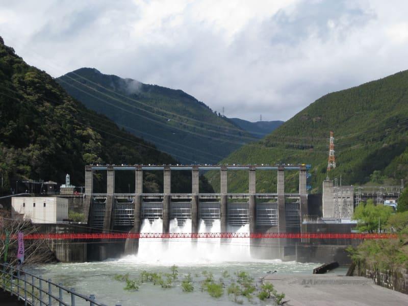 20130407 秋葉ダム