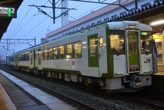 北上線721D→723D - 斬剣次郎の鉄...