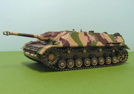 四号駆逐戦車短砲身前期型