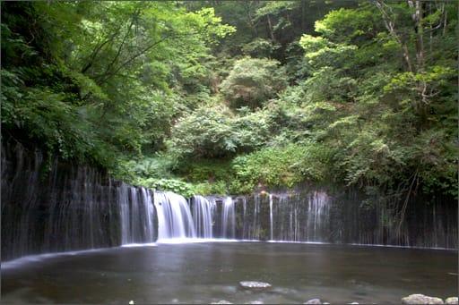 [ 長野 ] 白糸の滝 01