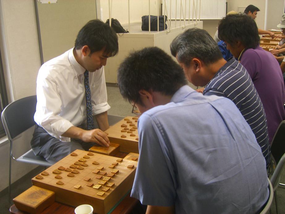 増田裕司五段将棋教室 開講! - 森信雄の写真あれこれ