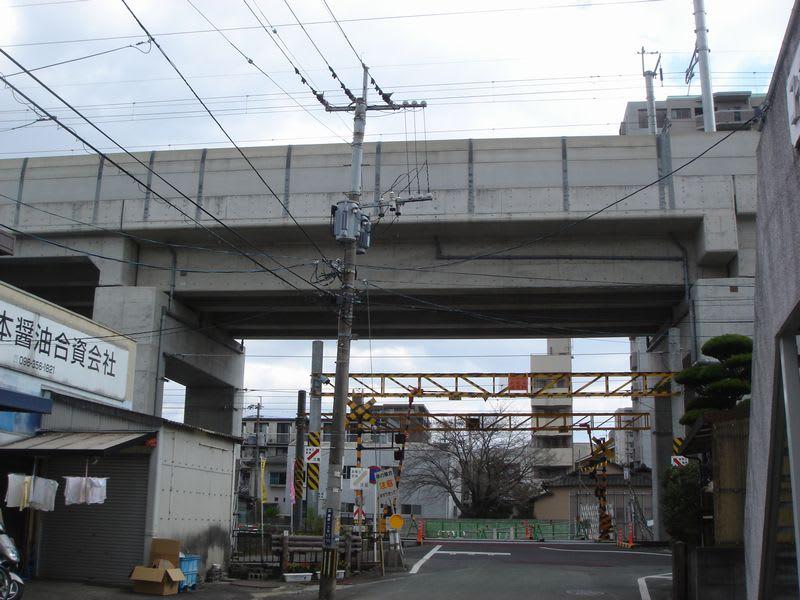 九州新幹線高架下工事(熊本市・...