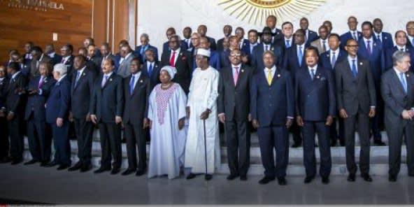 第29回アフリカ連合総会、ここが...