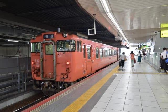 広島の芸備線 - ランシモ