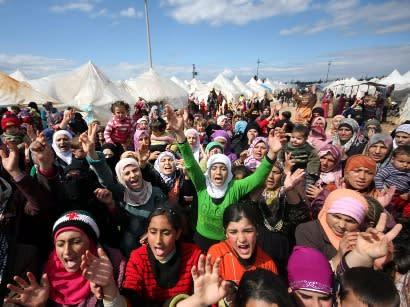 2015 09 07 消費税の嘘【わが郷】そして今度は、曰わく 「シリアから」 の難民である。