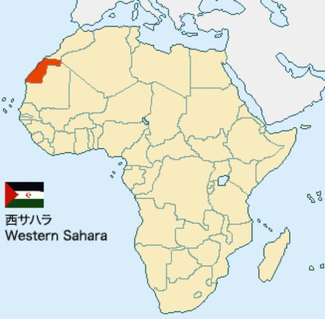 [アフリカ]西サハラで獲れたタコが日本ではモロッコ産(#`皿 ...