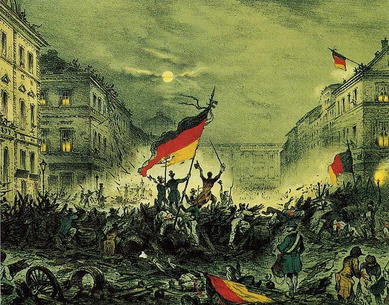 1848年 〈三月革命〉☆ - ベック...