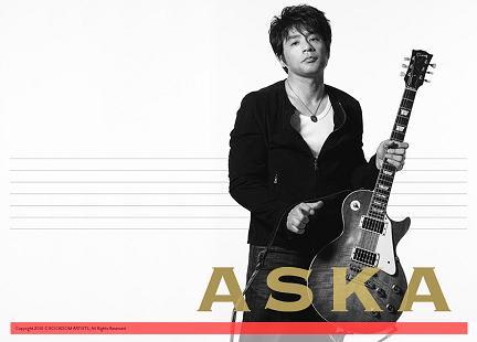 """ASKA CONCERT TOUR 10》11 """"FACE..."""