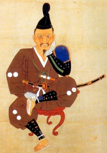 浜松時代の徳川家康の肖像。 - オセンタルカの太陽帝国