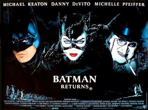 映画 『バットマン リターンズ』 , 『夜間飛行』