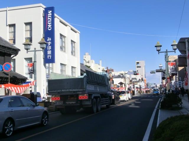 蔵の街大通り