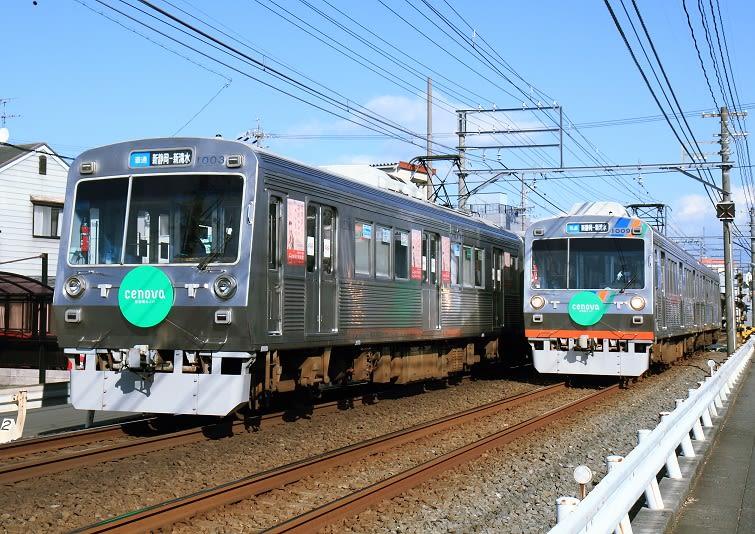 静岡鉄道静岡清水線新型車両導入...