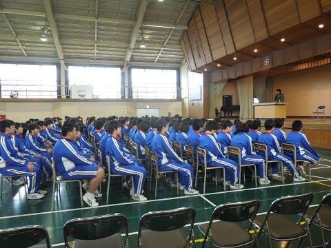 仙台市立 中野中学校 - 僕の消灯...