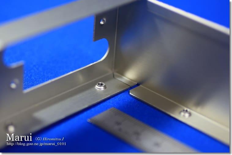 精密板金 丸井工業 皿バーリング加工