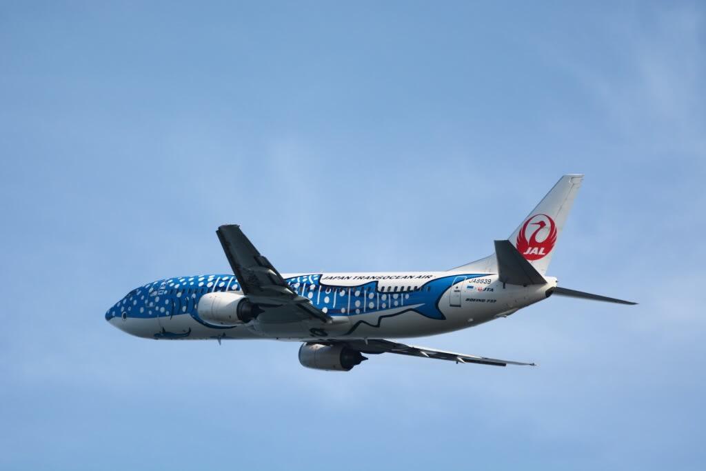 ふくちゃんのブログ:飛行機&風景写真
