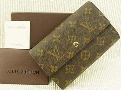 factory authentic ef902 76b2e ルイ・ヴィトンM61200/折財布(廃盤) - gooブログはじめました!