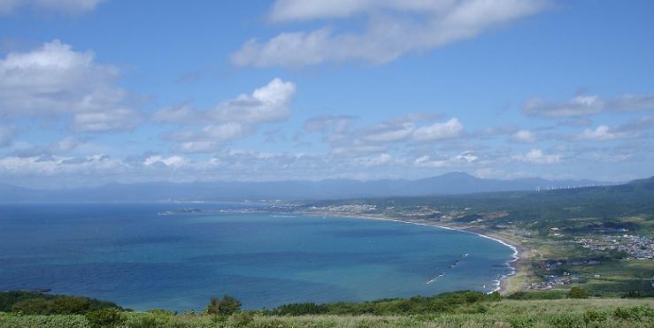 上ノ国町・「夷王山」に登りました - JA8MEMのつれづれ日誌