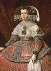 スペイン王フェリペ4世妃 マリア...