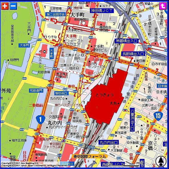 古地図で東京めぐり - ぶらり東...