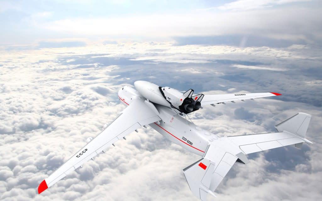 Antonov An-225 Mriya【ロシア軍装備】