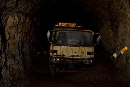 旧大滑トンネル