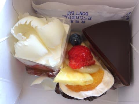 菓子職人 ケーキ 京都 - 食べること大好き