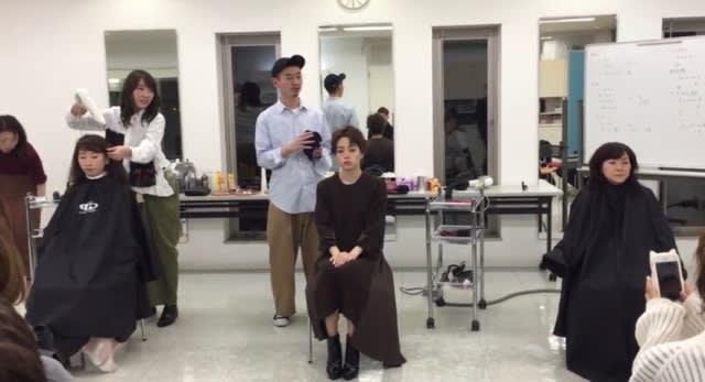 【カラーセミナー】札幌美容師手入れ簡単カットの美容室meika ...
