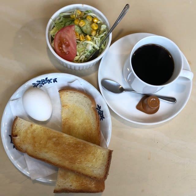 アンデス 喫茶 タッチ喫茶店(南風)のナポリタンのモデル店は練馬区にある『喫茶アンデス』