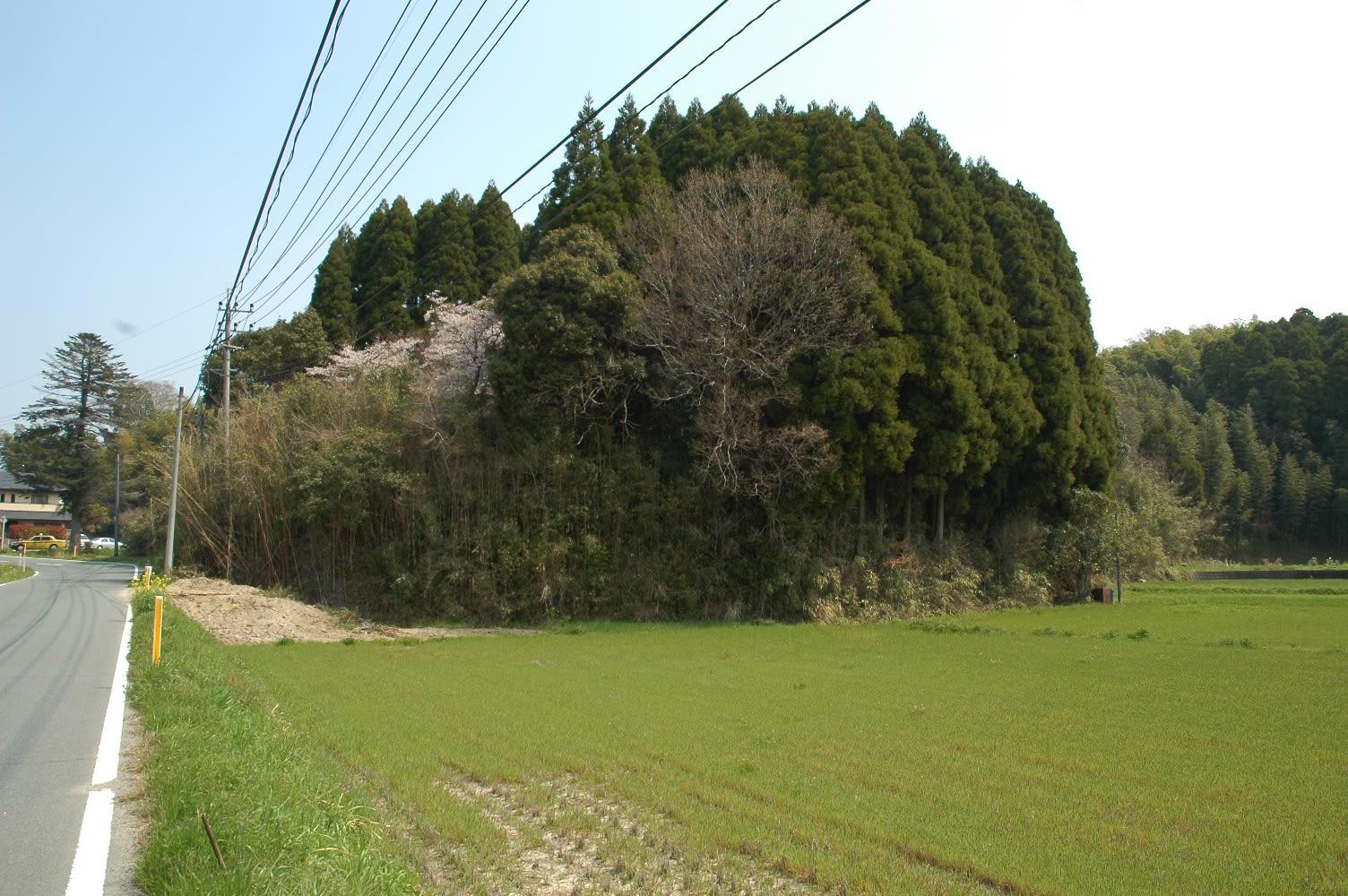 熊本県和水町・松坂古墳 - 古墳:探訪